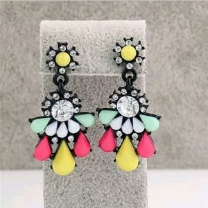 Jewelry - Gorgeous colorful fashion earrings